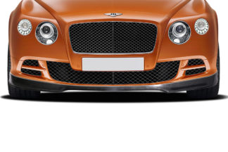 2012-2015 Bentley Continental GT Coupe Carbon AF-1 Front Spoiler - 2 Piece ( CFP )