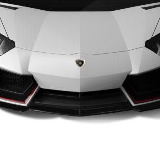 2011-2017 Lamborghini Aventador LP 700 Carbon AF-1 Front Aero Splitters - 2 Piece ( CFP )
