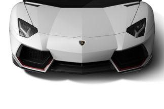 2011-2017 Lamborghini Aventador LP 700 Carbon AF-1 Front Race Splitter - 1 Piece ( CFP )