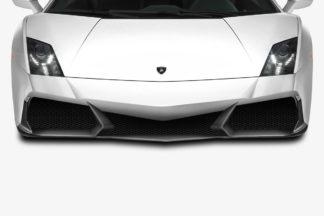 2009-2013 Lamborghini Gallardo AF-3 Front Bumper - 1 Piece ( GFK )