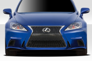 2006-2013 Lexus IS Series IS250 IS350 Duraflex 3IS Conversion Front Bumper - 1 Piece