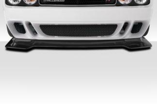2008-2019 Dodge Challenger Duraflex Circuit Front Lip - 1 Piece