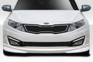 2010-2013 Kia Optima Duraflex N Design Front Lip - 1 Piece