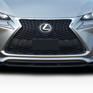 2015-2017 Lexus NX Series NX200T NX300H Duraflex Addax Front Lip Spoiler - 1 Piece