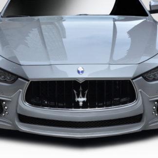 2014-2017 Maserati Ghibli Duraflex W-1 Front Lip Spoiler - 1 Piece
