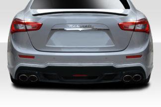 2014-2018 Maserati Ghibli Duraflex W-1 Rear Lip Spoiler - 1 Piece