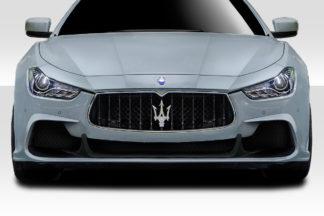 2014-2017 Maserati Ghibli Duraflex Azure Front Lip Spoiler - 1 Piece