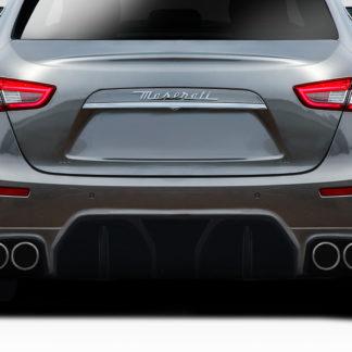 2014-2018 Maserati Ghibli Duraflex Azure Rear Lip Spoiler - 1 Piece