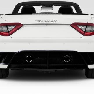 2008-2018 Maserati GranTurismo Duraflex MC Look Rear Diffuser - 1 Piece