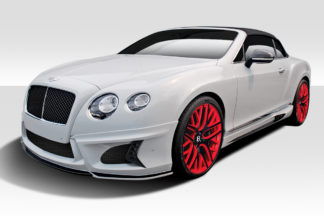 2011-2016 Bentley Continental GT Duraflex Eros Version 1 Body Kit - 6 Piece
