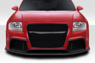 2000-2006 Audi TT 8N Duraflex Regulator Front Bumper - 1 Piece