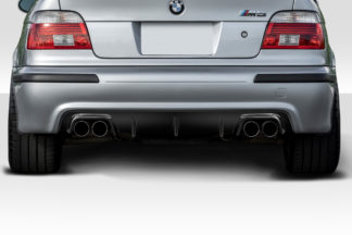 1999-2003 BMW M5 E39 Duraflex S-Line Rear Diffuser - 1 Piece