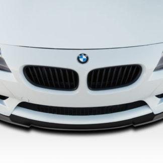 2003-2008 BMW Z4 Duraflex Jager Front Splitter - 1 Piece ( Fits M Sport Front bumper only)