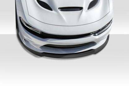 2015-2019 Dodge Charger SRT / Hellcat Duraflex Sonic Front Spliiter - 1 Piece