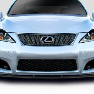 2008-2014 Lexus IS-F Duraflex Luxion Front Lip Splitter - 1 Piece
