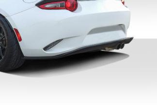2016-2019 Mazda Miata Duraflex C-Speed Rear Lip - 1 Piece