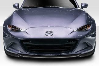 2016-2019 Mazda Miata Duraflex GV Sport Front Lip - 1 Piece