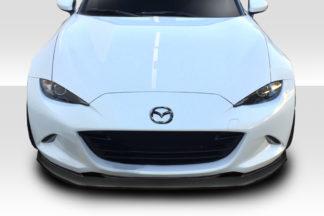 2016-2019 Mazda Miata Duraflex Lightspeed Front Lip - 1 Piece