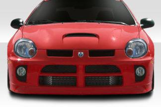 2003-2005 Dodge Neon Duraflex SRT4 Look Front Bumper - 1 Piece