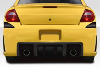 2003-2005 Dodge Neon Duraflex KR-S Rear Bumper - 1 Piece