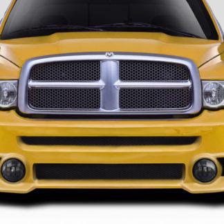 2002-2005 Dodge Ram Duraflex Evo Front Bumper - 1 Piece