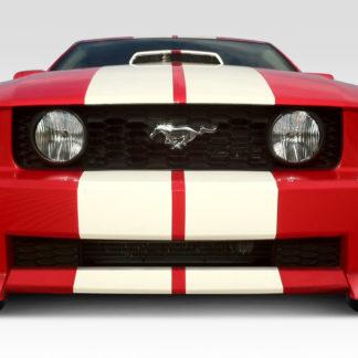 2005-2009 Ford Mustang Duraflex Blits Front Bumper - 1 Piece