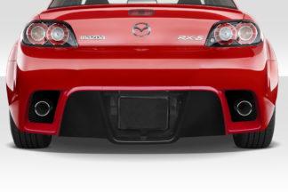 2004-2008 Mazda RX-8 Duraflex K-2 Rear Bumper - 1 Piece