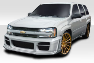 2002-2008 Chevrolet Trailblazer Duraflex R34 Body Kit - 2 Piece
