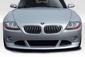2003-2008 BMW Z4 Duraflex Aero Look Front Bumper - 1 Piece
