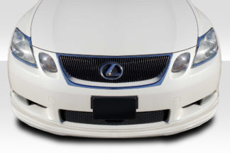 2006-2007 Lexus GS Series GS300 GS350 GS430 GS450 GS460 Duraflex JPR Front Lip Under Spoiler Air Dam - 1 Piece