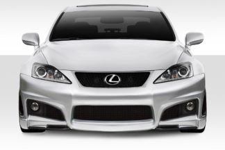2008-2014 Lexus IS-F Duraflex W-1 Front Bumper Cover - 1 Piece