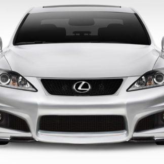 2008-2014 Lexus IS-F Duraflex W-1 Front Bumper Cover - 1 Piece