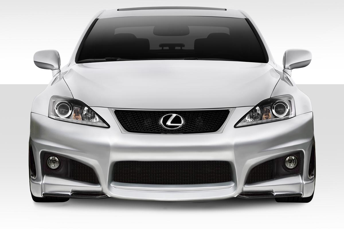 Bumper Cover Kit For 2008-2010 Accord Front 2-Door Coupe 3pc with Fender Liner