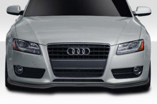 2008-2012 Audi A5 S5 Duraflex Speed Front Lip Under Spoiler - 1 Piece