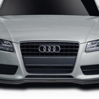 2008-2012 Audi A5 S5 Duraflex Speed Front Lip Under Spoiler - 1 Piece