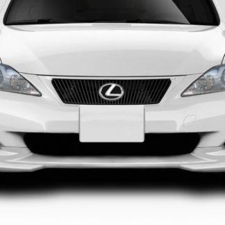 2009-2010 Lexus IS Series IS250 IS350 Duraflex TMS Front Lip Under Spoiler - 1 Piece
