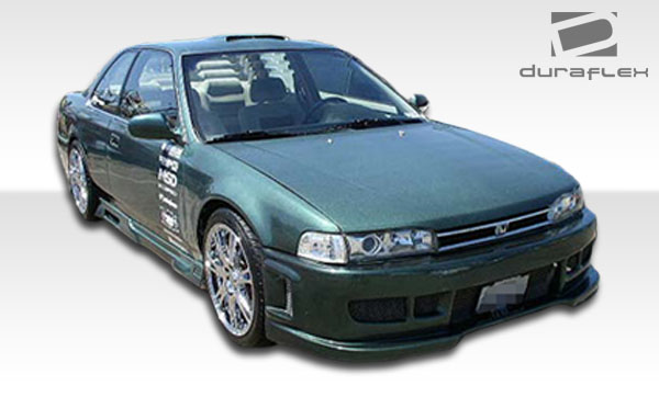 Duraflex Spyder Front Bumper Cover for 1990-1993 Acura Integra Overstock