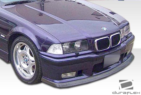 1992 1998 Bmw M3 E36 Duraflex Ac S Front Lip Under Spoiler Air Dam 1 Piece