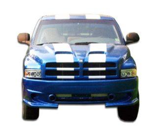 1994-2001 Dodge Ram Duraflex Phantom Front Bumper Cover - 1 Piece