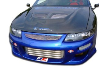 1995-2000 Dodge Avenger Chrysler Sebring Duraflex Monster Front Bumper Cover - 1 Piece (Overstock)