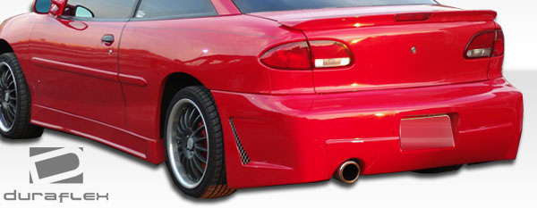 Racing Air Hood Scoop with Mesh for 01 02 03 04 05 Chevrolet Cavalier