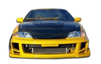 2000-2002 Chevrolet Cavalier Duraflex Bomber Front Bumper Cover - 1 Piece (Overstock)