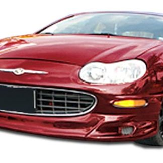 1998-2004 Chrysler Concorde Duraflex VIP Front Lip Under Spoiler Air Dam - 1 Piece (Overstock)