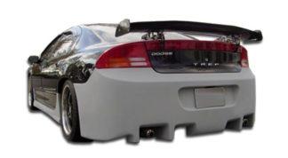 1998-2004 Dodge Intrepid Duraflex Viper Rear Bumper Cover - 1 Piece (Overstock)