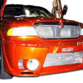 1998-2002 Lincoln Navigator Duraflex Evo 5 Front Bumper Cover - 1 Piece (Overstock)