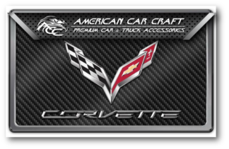 Chevy Corvette - American Car Craft Miscellaneous