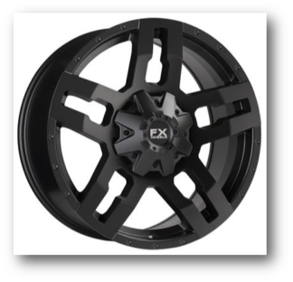 FX Model 12 Off-Road Wheel