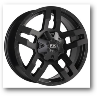 FX Model 12 Off-Road Wheel