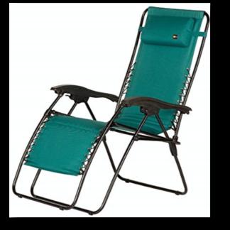 Faulkner Chair; Laguna; XL Recliner; 44 Inch Height (Teal Green)