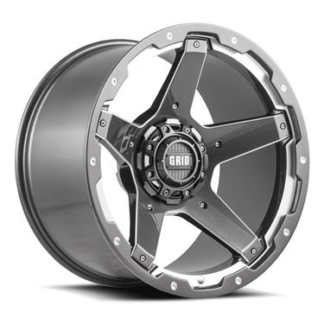 Grid Off-Road Wheel Model GD04